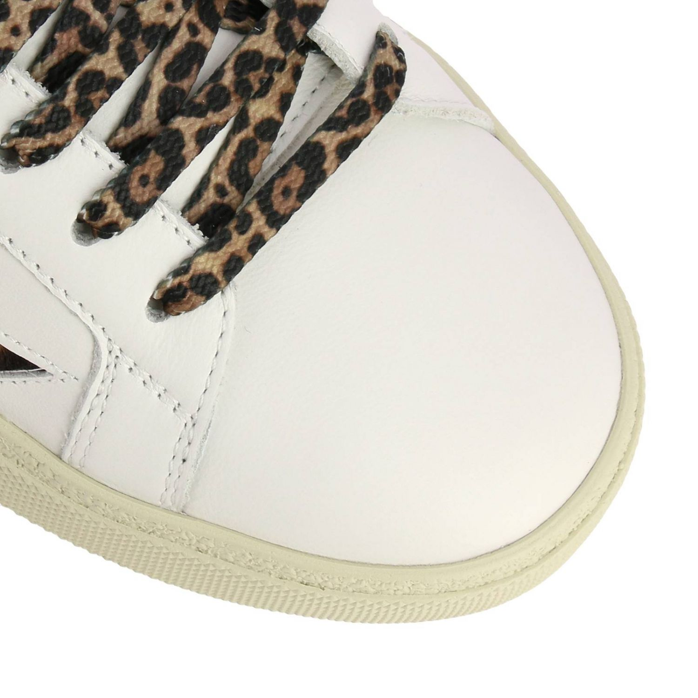 Обувь Женское Saint Laurent белый 3