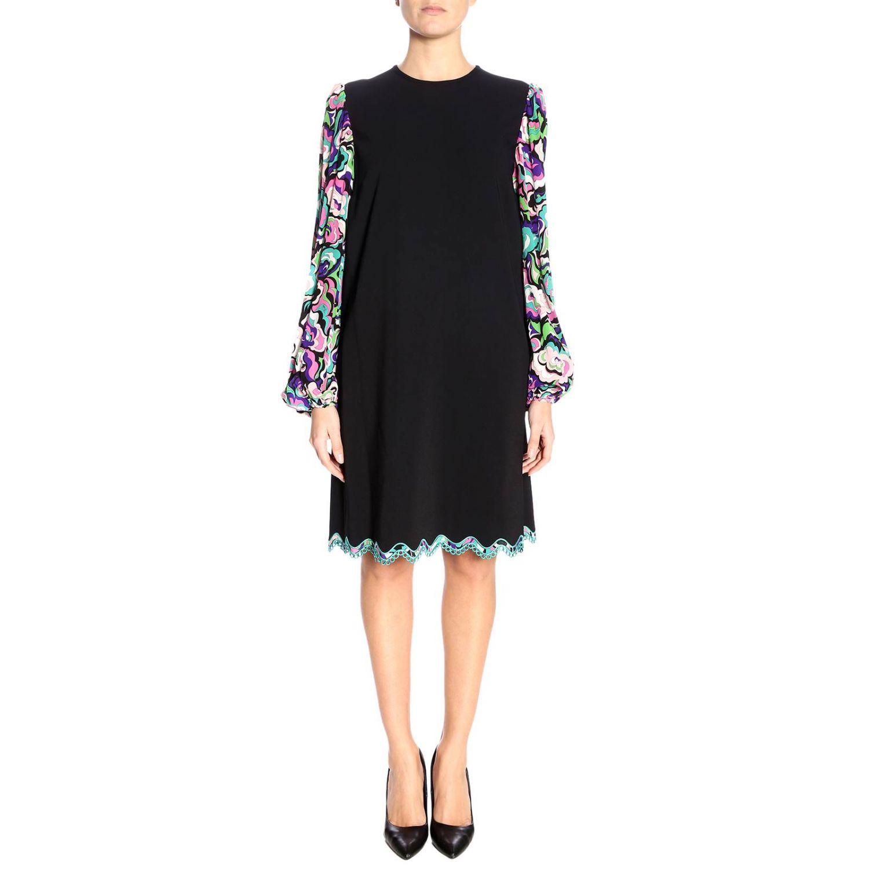 Dress Emilio Pucci: Dress women Emilio Pucci multicolor 1