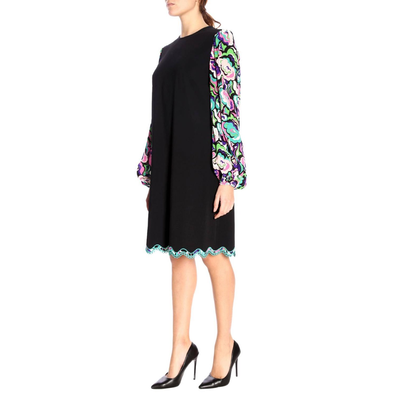 Dress Emilio Pucci: Dress women Emilio Pucci multicolor 2
