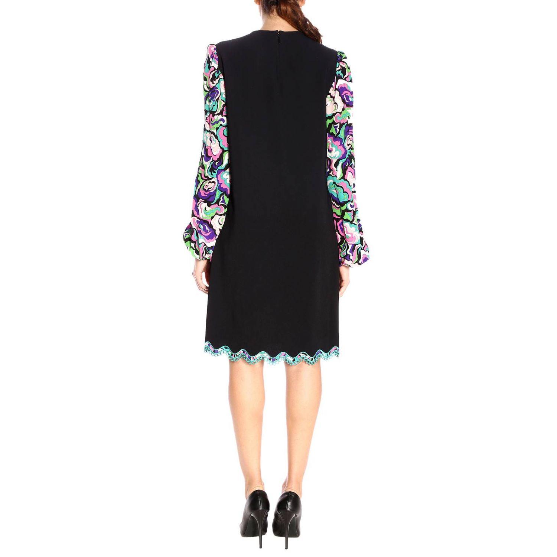 Dress Emilio Pucci: Dress women Emilio Pucci multicolor 3