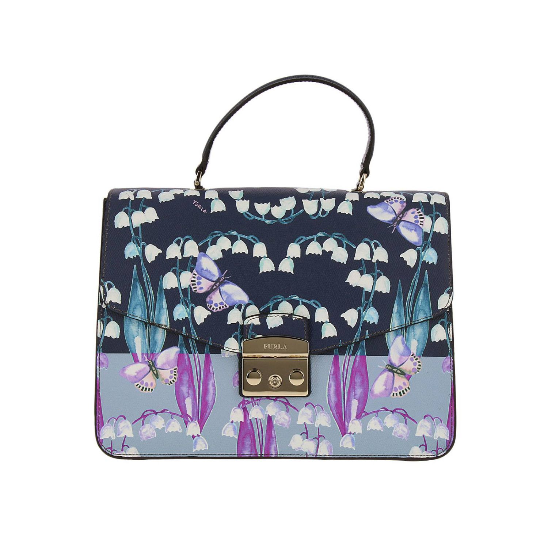 Handbag Shoulder Bag Women Furla 8412701