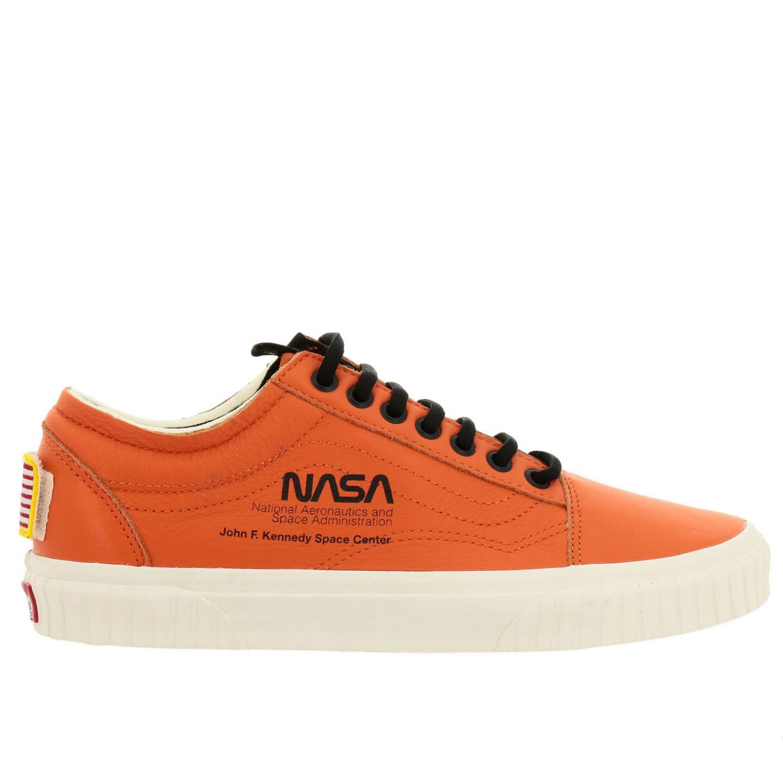 Sneakers Old skool Space Voyager NASA in pelle premium