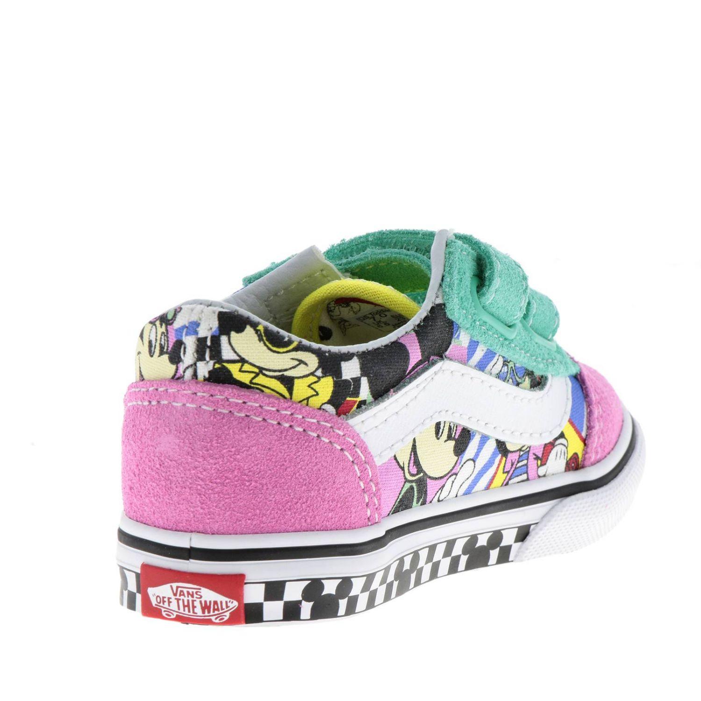 scarpe vans fantasia
