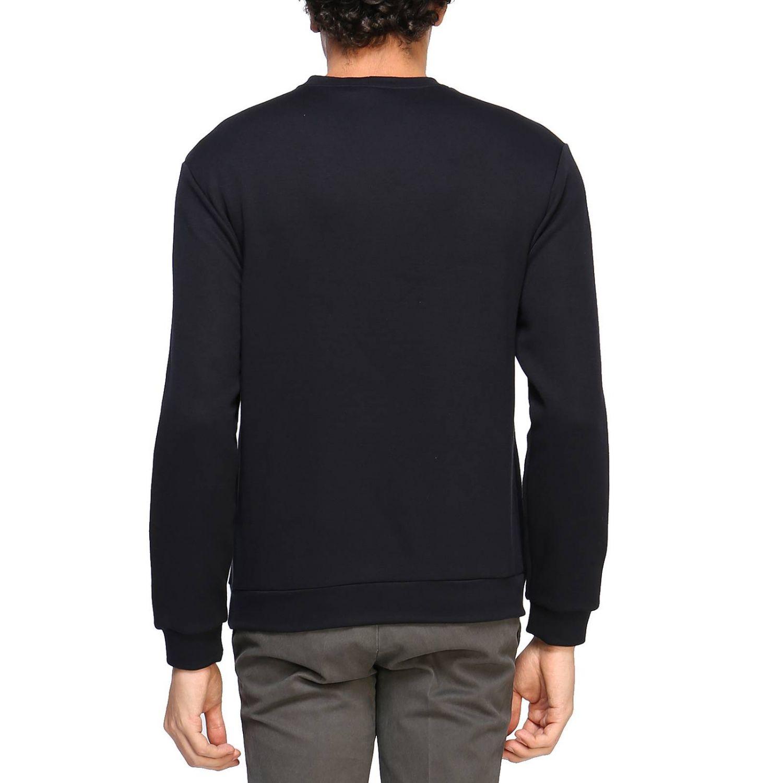 Sweatshirt Giorgio Armani: Pullover herren Giorgio Armani blau 3