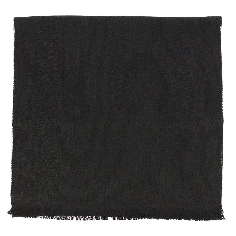 Scarf Emporio Armani: Scarf men Emporio Armani black 1