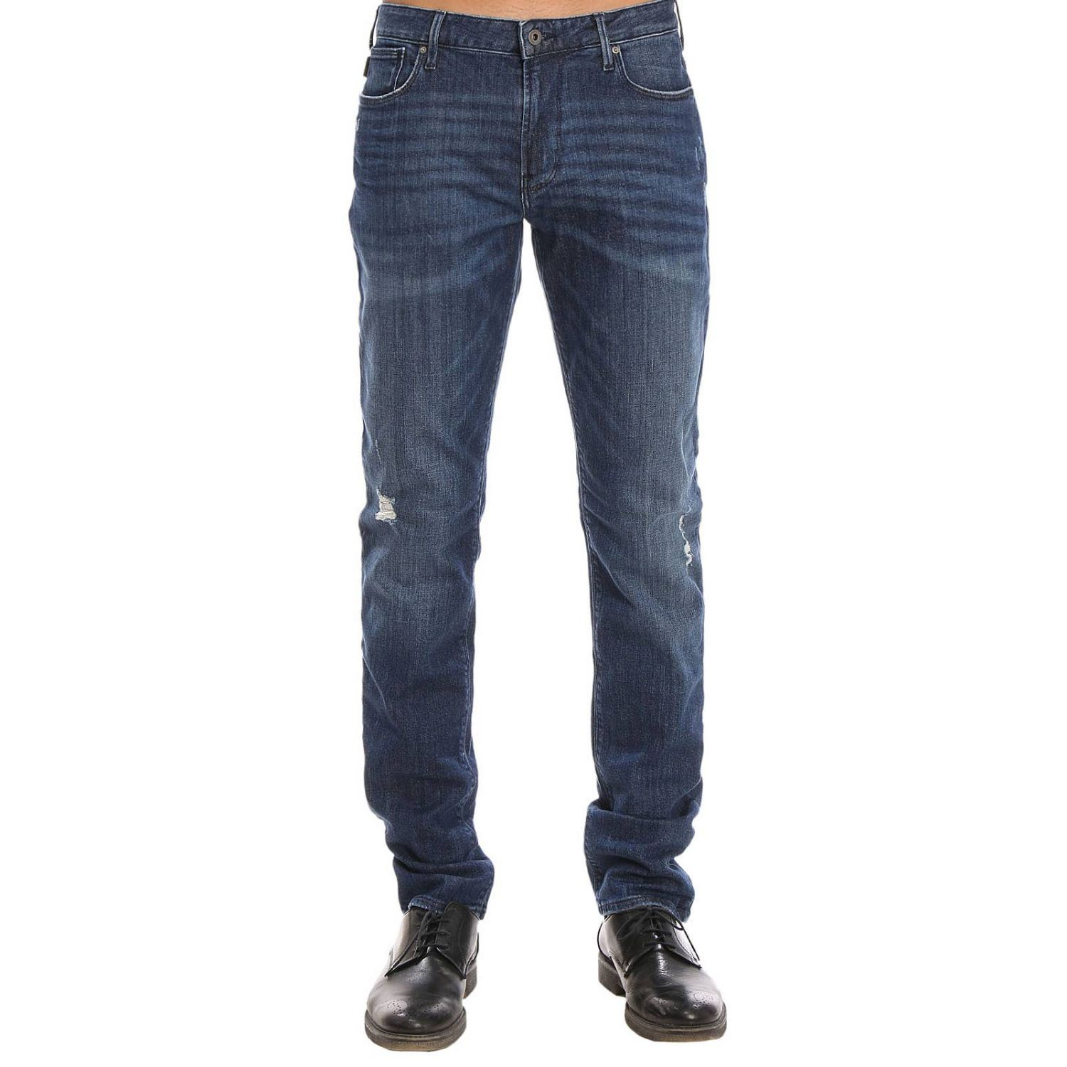 Jeans men Emporio Armani denim 1