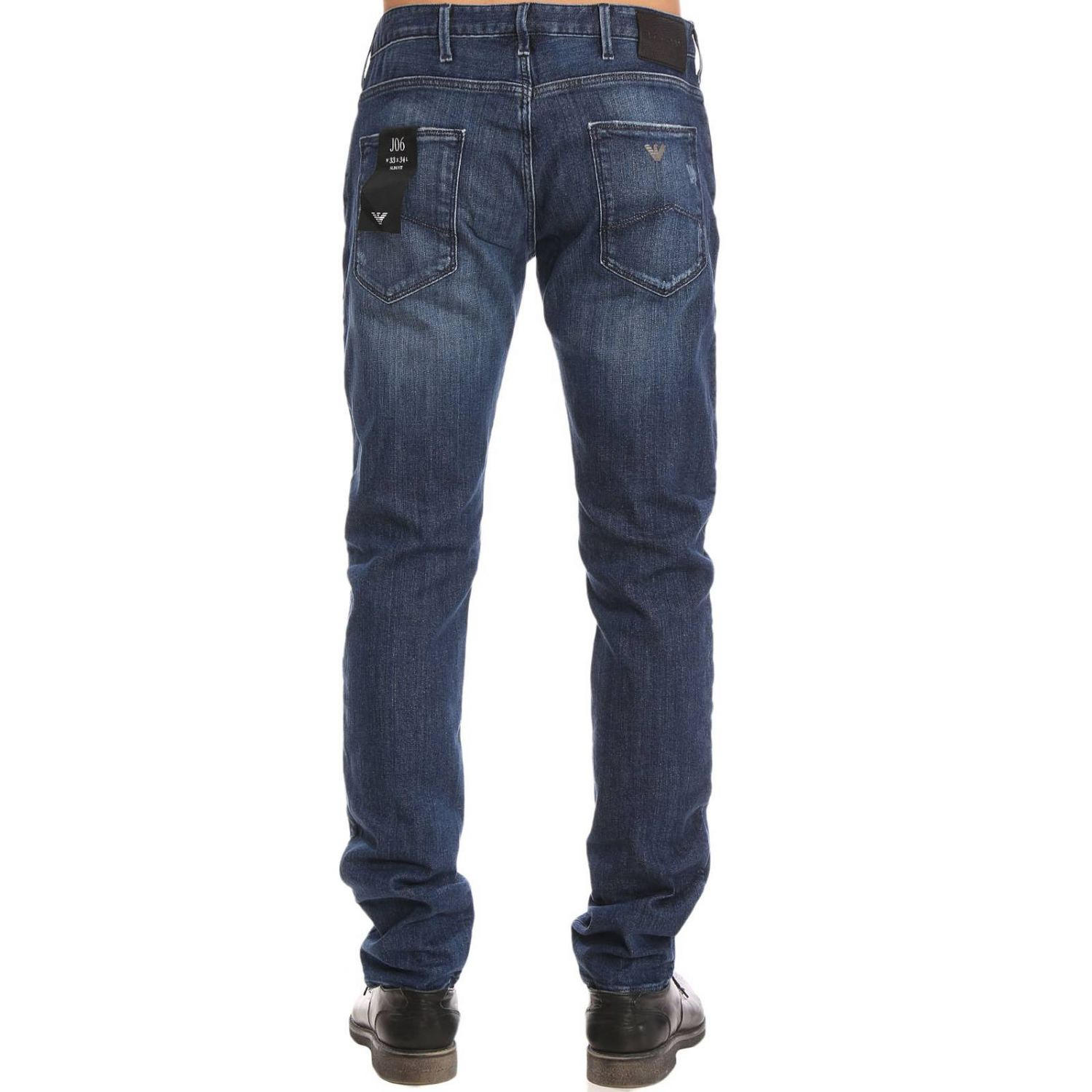 Jeans men Emporio Armani denim 3