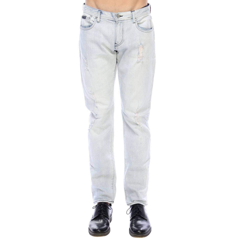 Jeans men Armani Exchange stone washed 1
