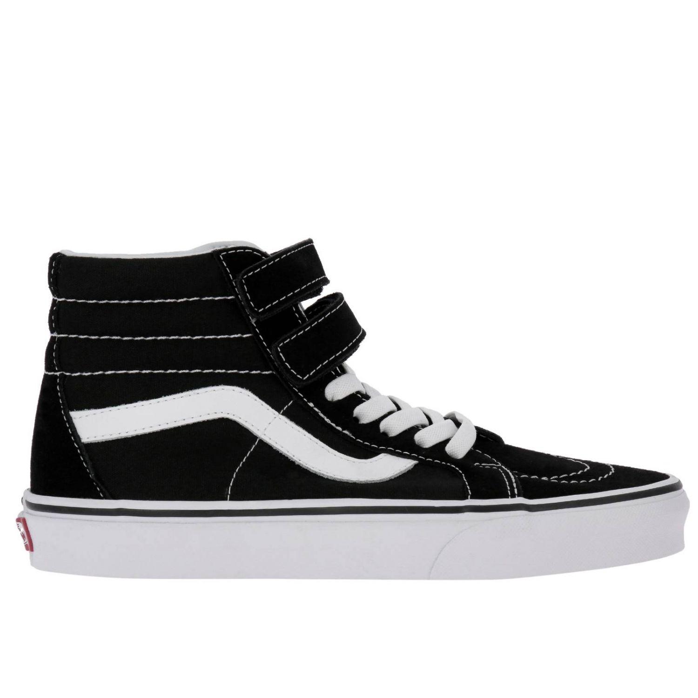 chaussure homme vans noire