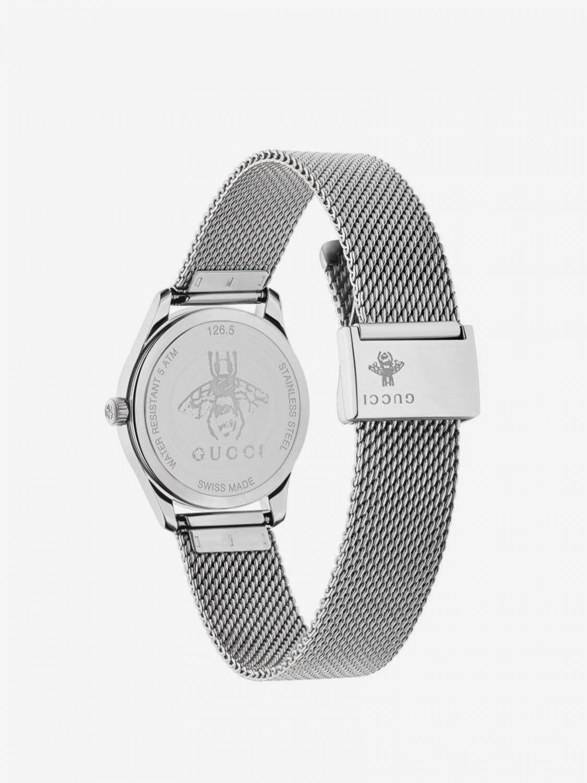 Watch men Gucci silver 2