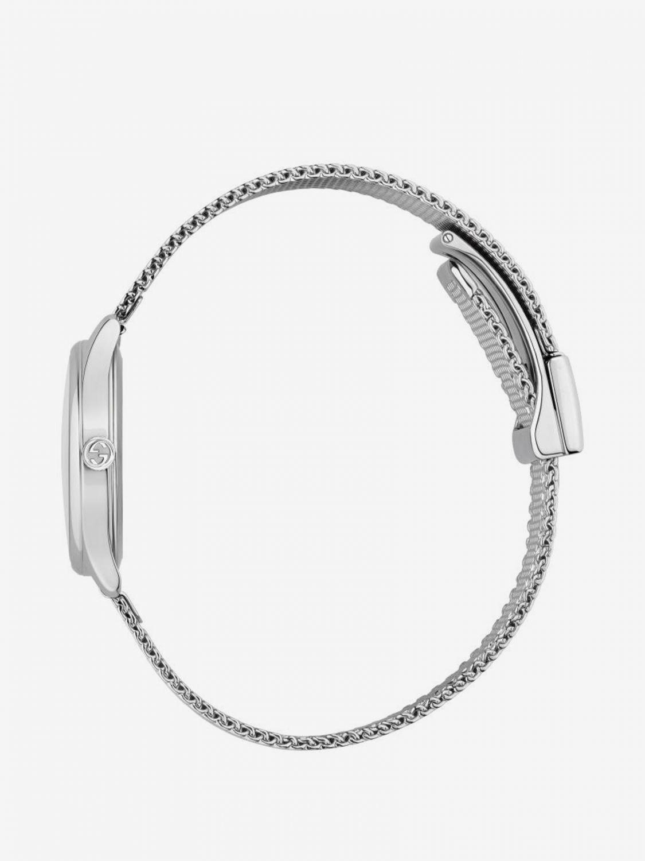 Watch men Gucci silver 3