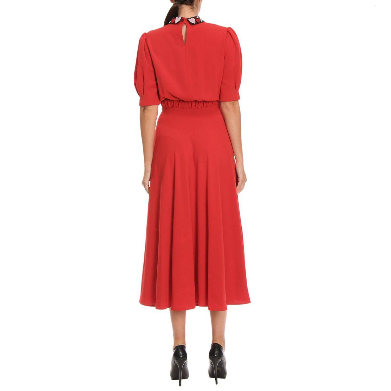 Dress Vivetta: Dress women Vivetta red 3