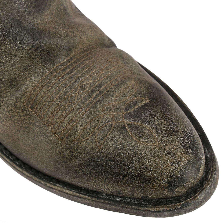 靴子 Golden Goose: 鞋 女士 Golden Goose 黑色 3