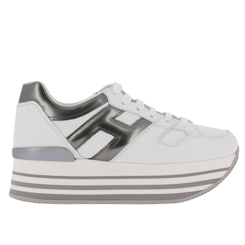 Обувь Женское Hogan белый 1