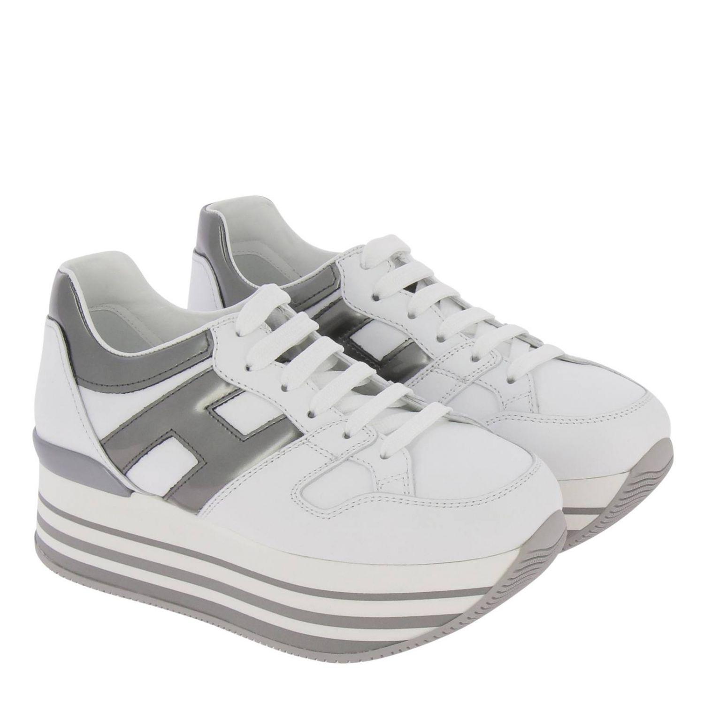 Обувь Женское Hogan белый 2