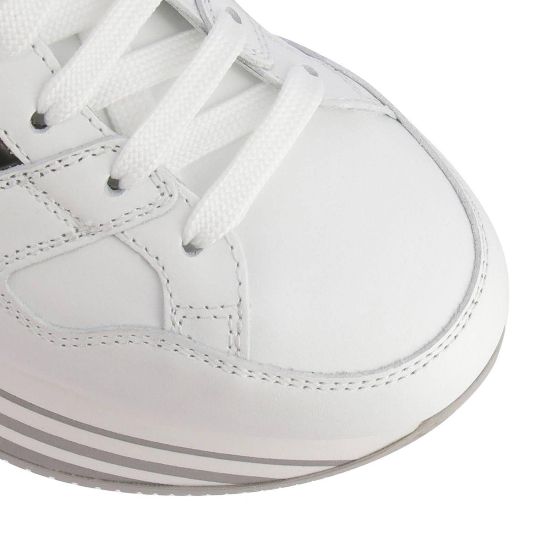 Обувь Женское Hogan белый 3