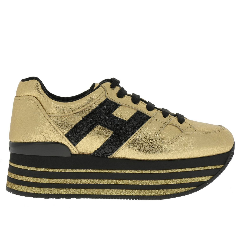 Обувь Женское Hogan золотой 1