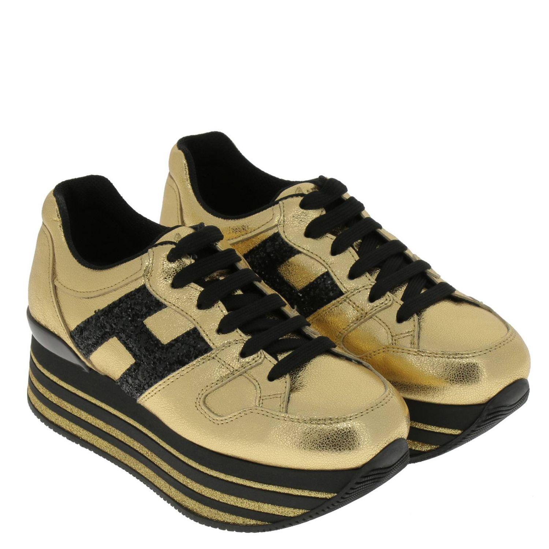 Обувь Женское Hogan золотой 2