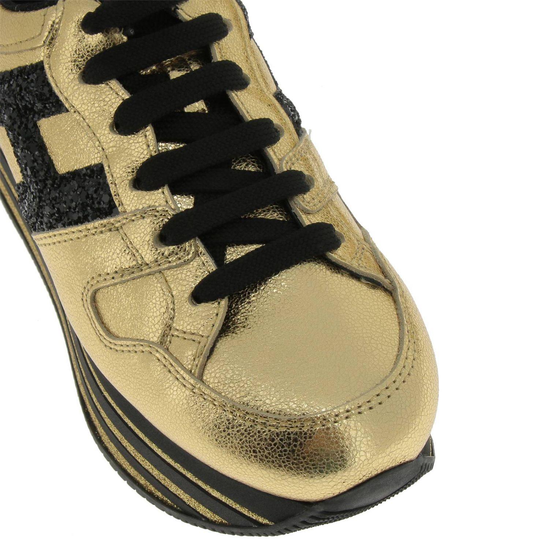 Обувь Женское Hogan золотой 3