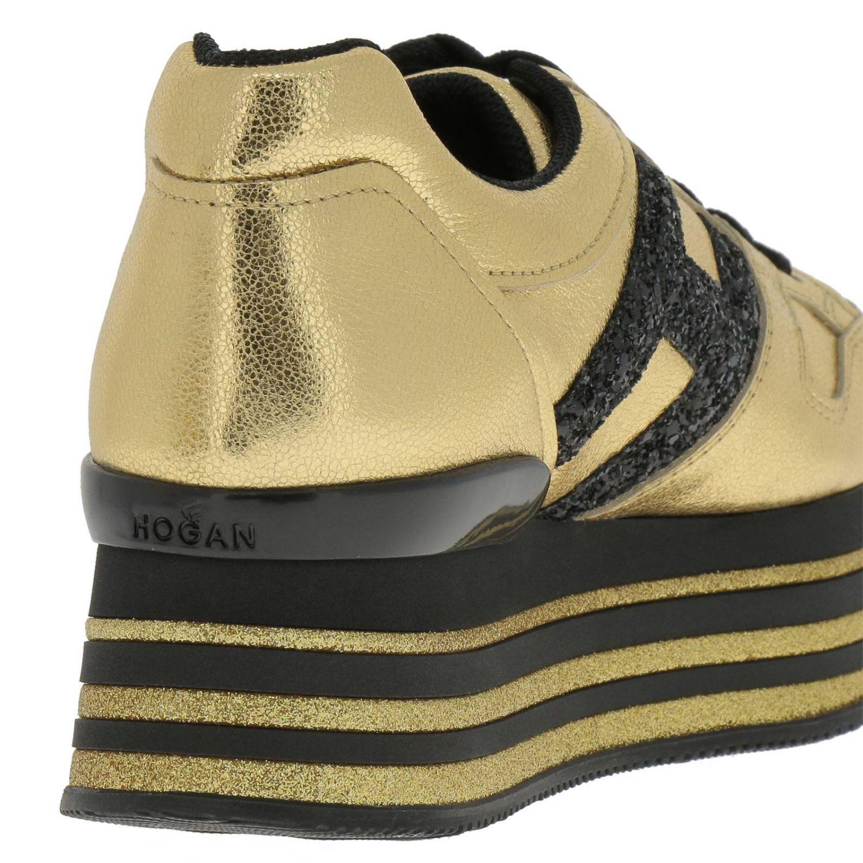 Обувь Женское Hogan золотой 4