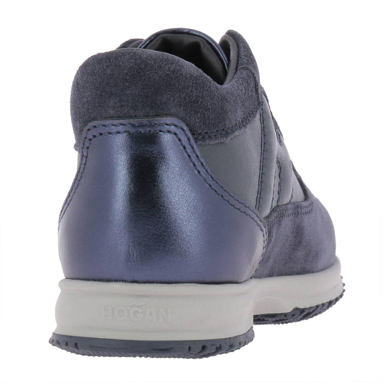 鞋履 儿童 Hogan Baby 蓝色 4