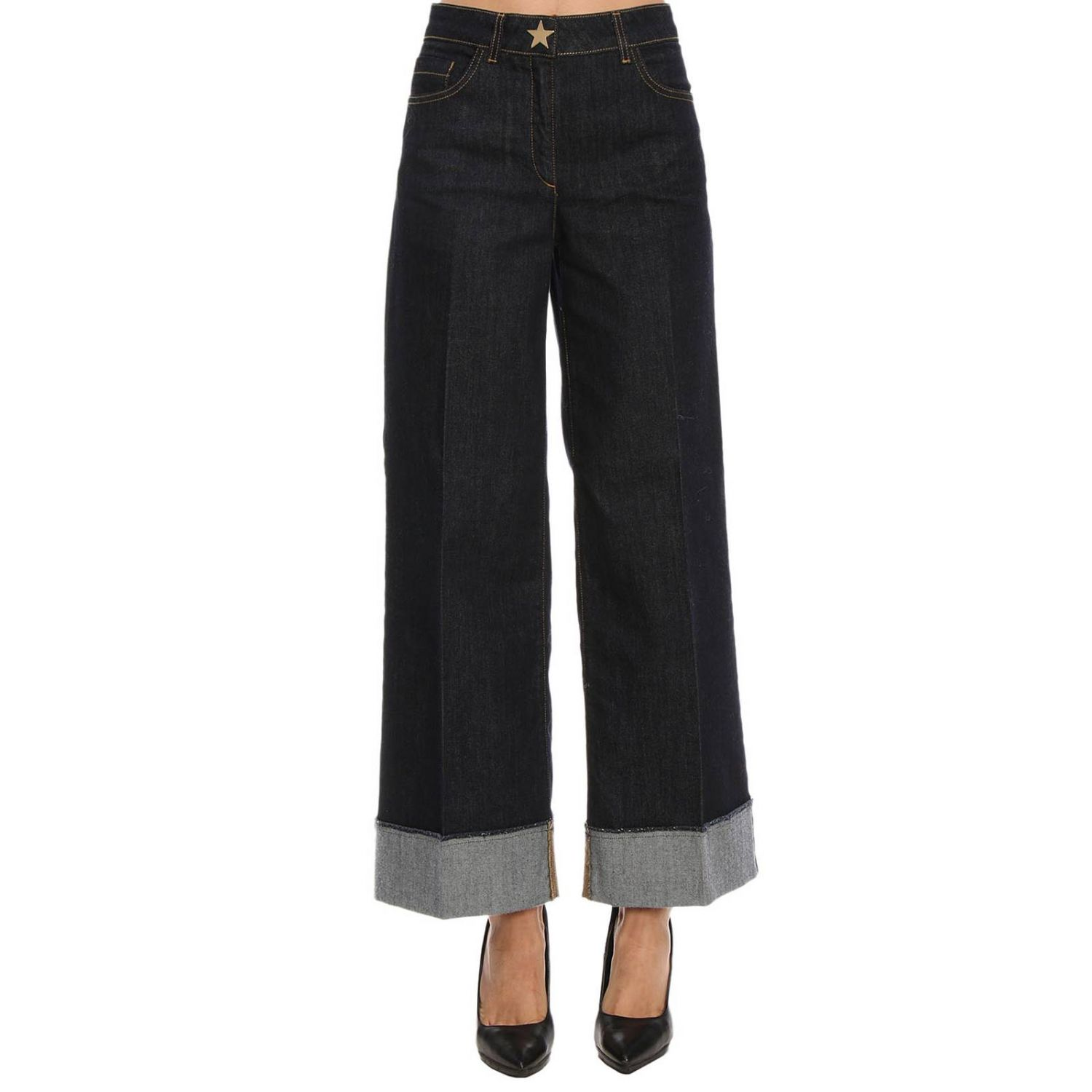 Jeans Jeans Women Boutique Moschino 8437915