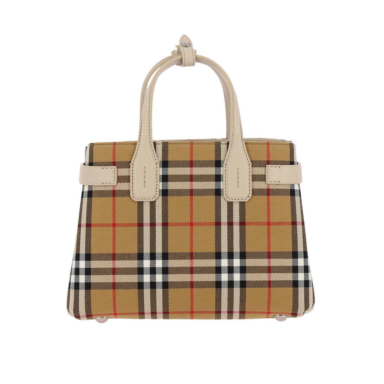 Handbag Shoulder Bag Women Burberry 8438944