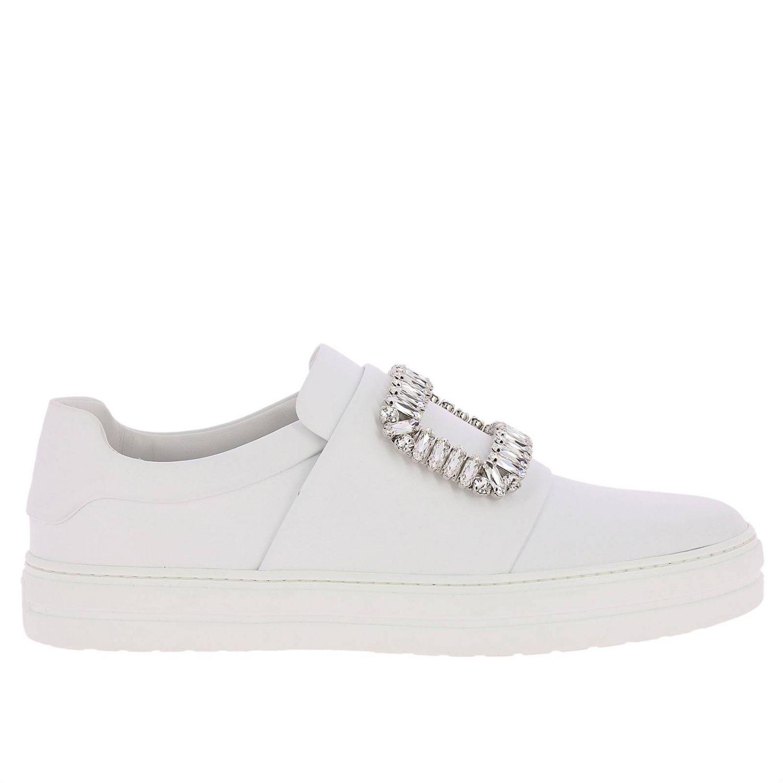 Shoes women Roger Vivier white 1