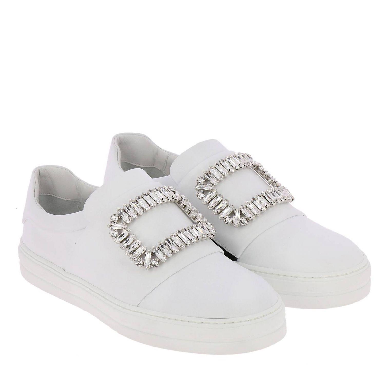 Shoes women Roger Vivier white 2