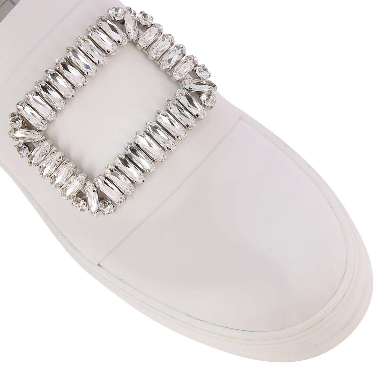 Shoes women Roger Vivier white 3