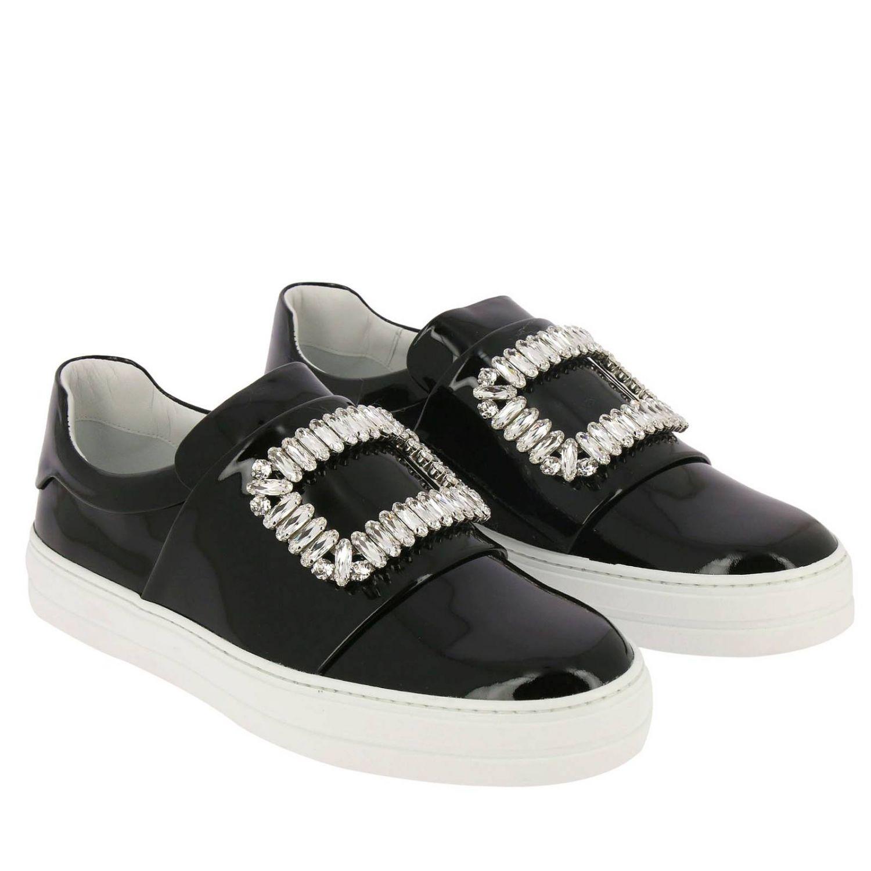 Shoes women Roger Vivier black 2