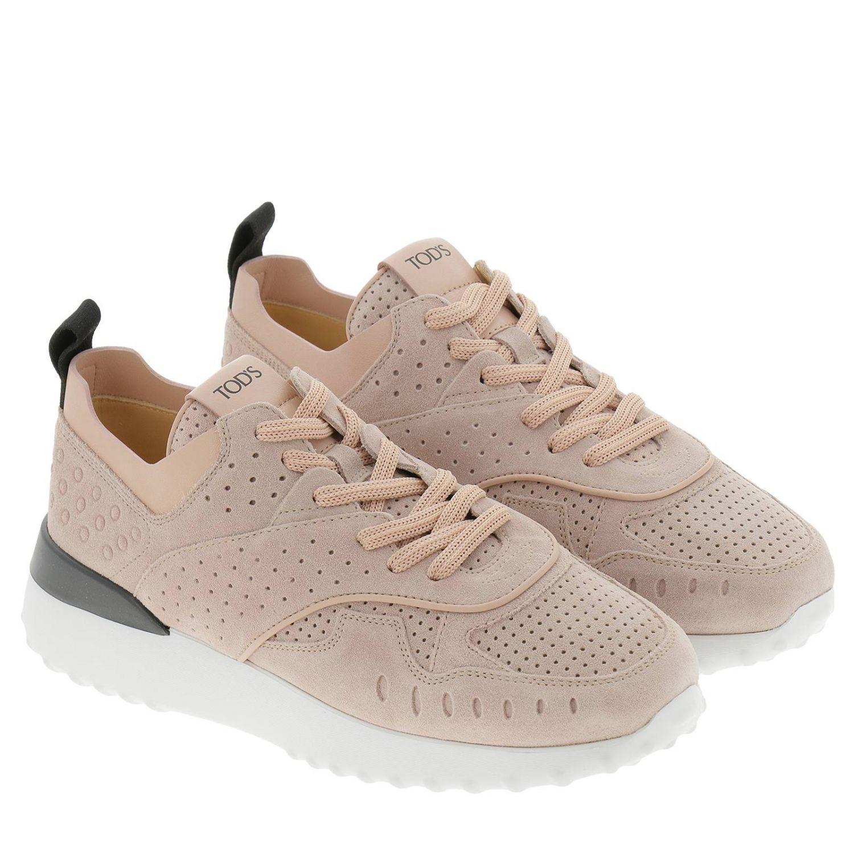 Обувь Женское Tod's пудра 2
