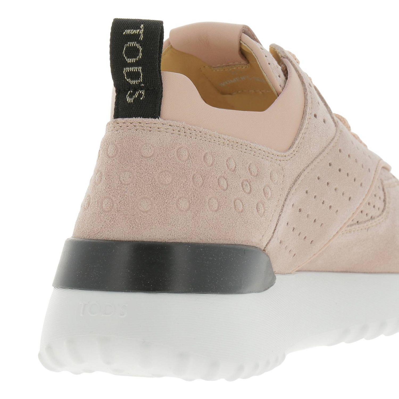 Обувь Женское Tod's пудра 4