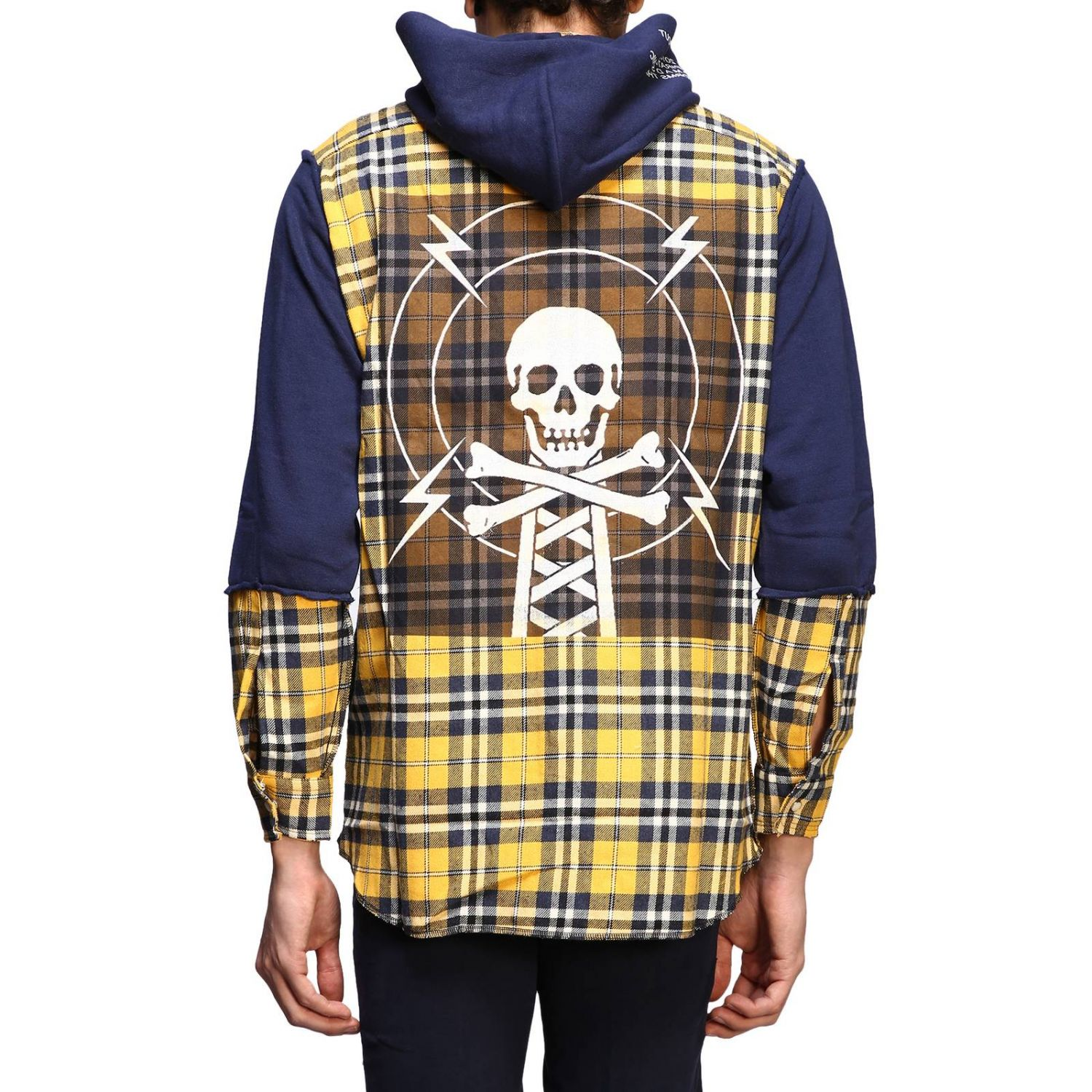 Jumper men Sold Out yellow 3
