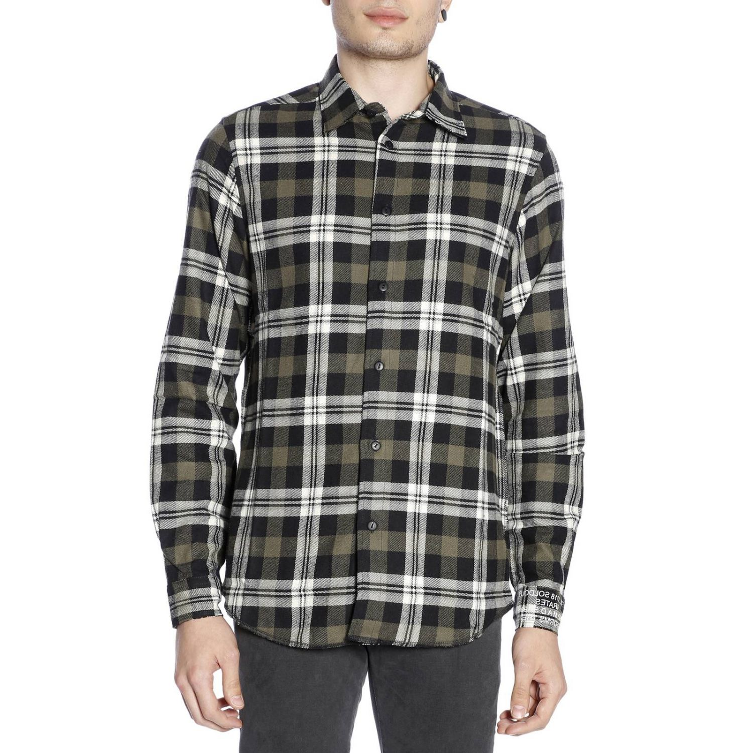 Shirt men Sold Out military 1