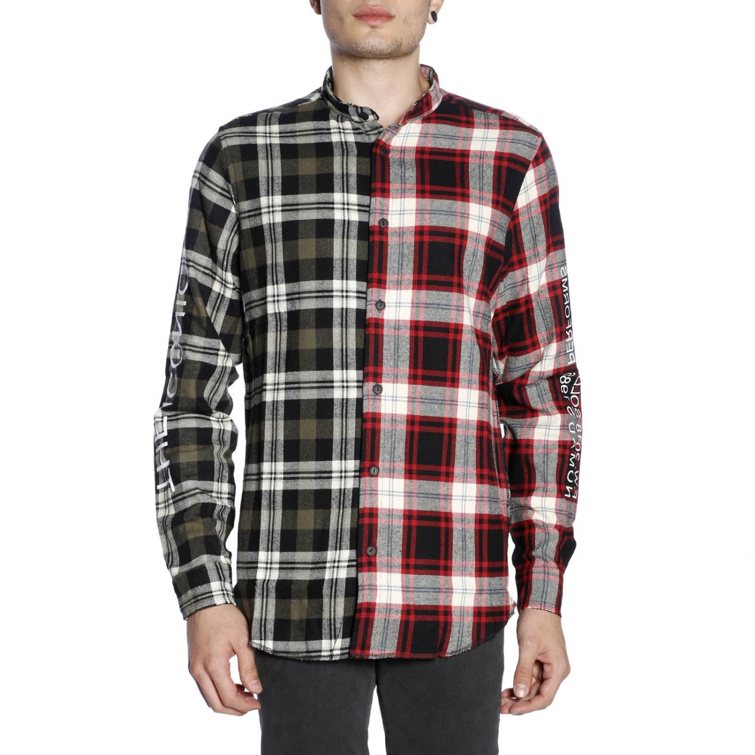 Shirt men Sold Out red 1
