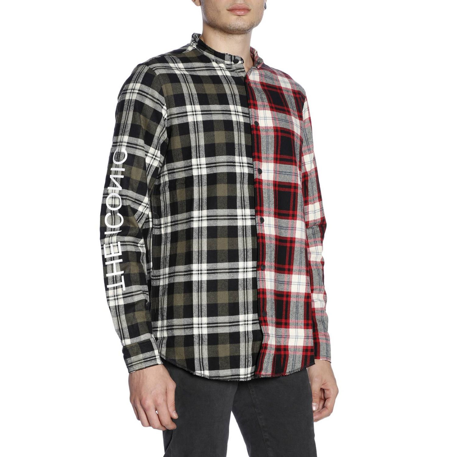 Shirt men Sold Out red 2