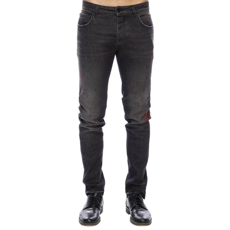 Jeans homme Sold Out noir 1