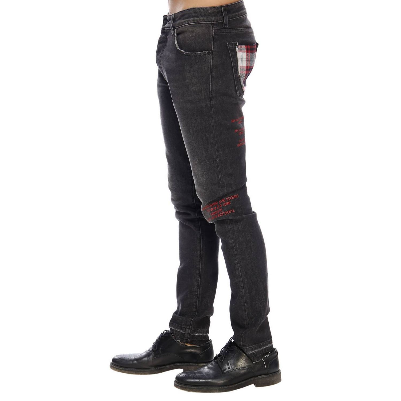 Jeans homme Sold Out noir 2