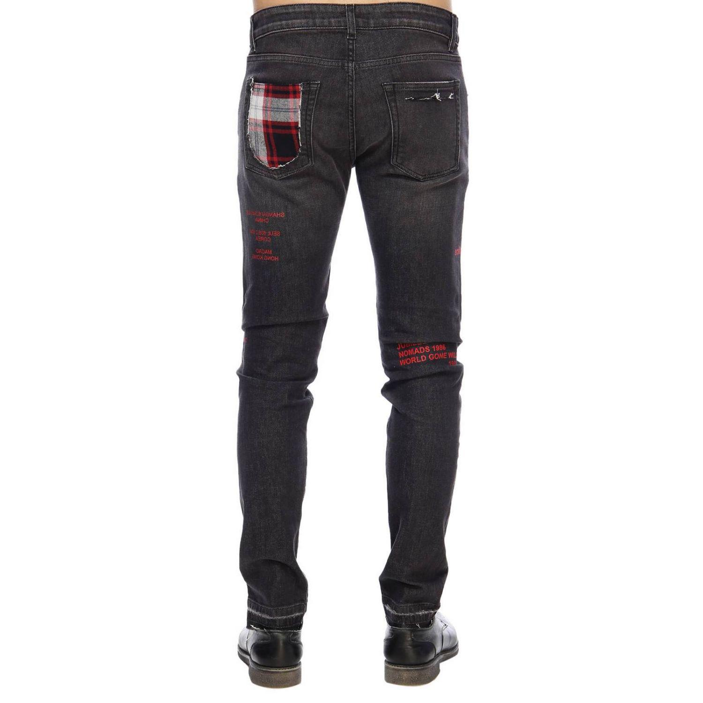 Jeans homme Sold Out noir 3