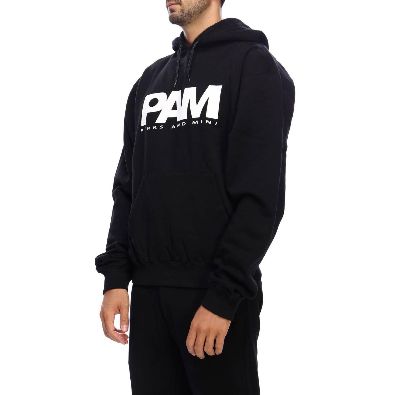 Jumper men P.a.m. black 2