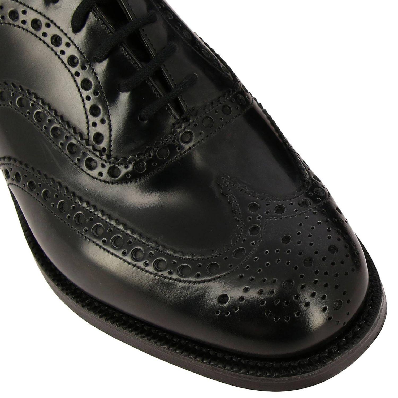 Schnürschuhe Church's: Schuhe herren Church's schwarz 3
