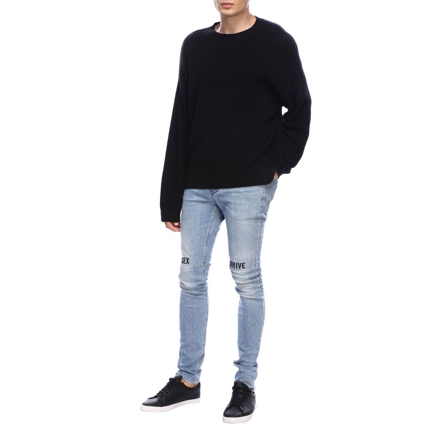 Sweater men Rta black 4