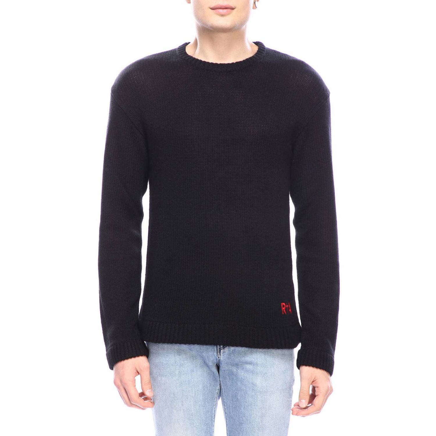 Sweater men Rta black 1