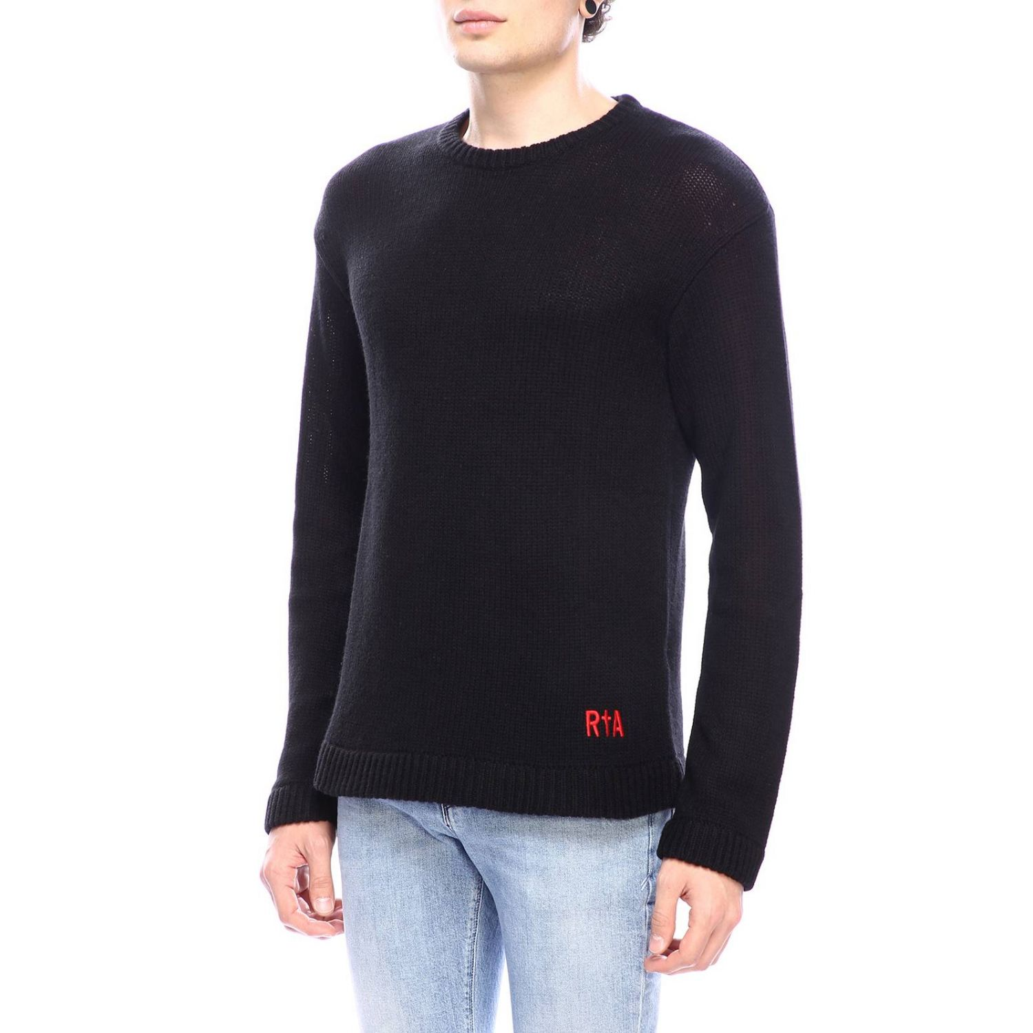 Sweater men Rta black 2