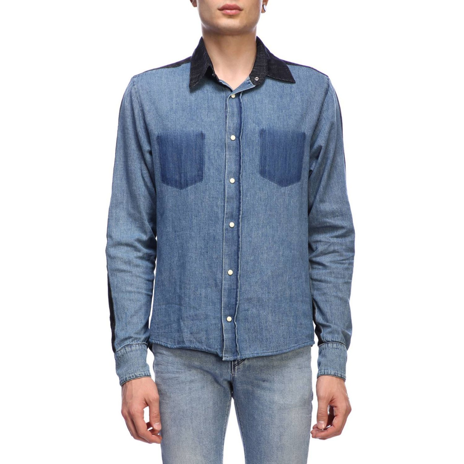 Shirt men Rta denim 1
