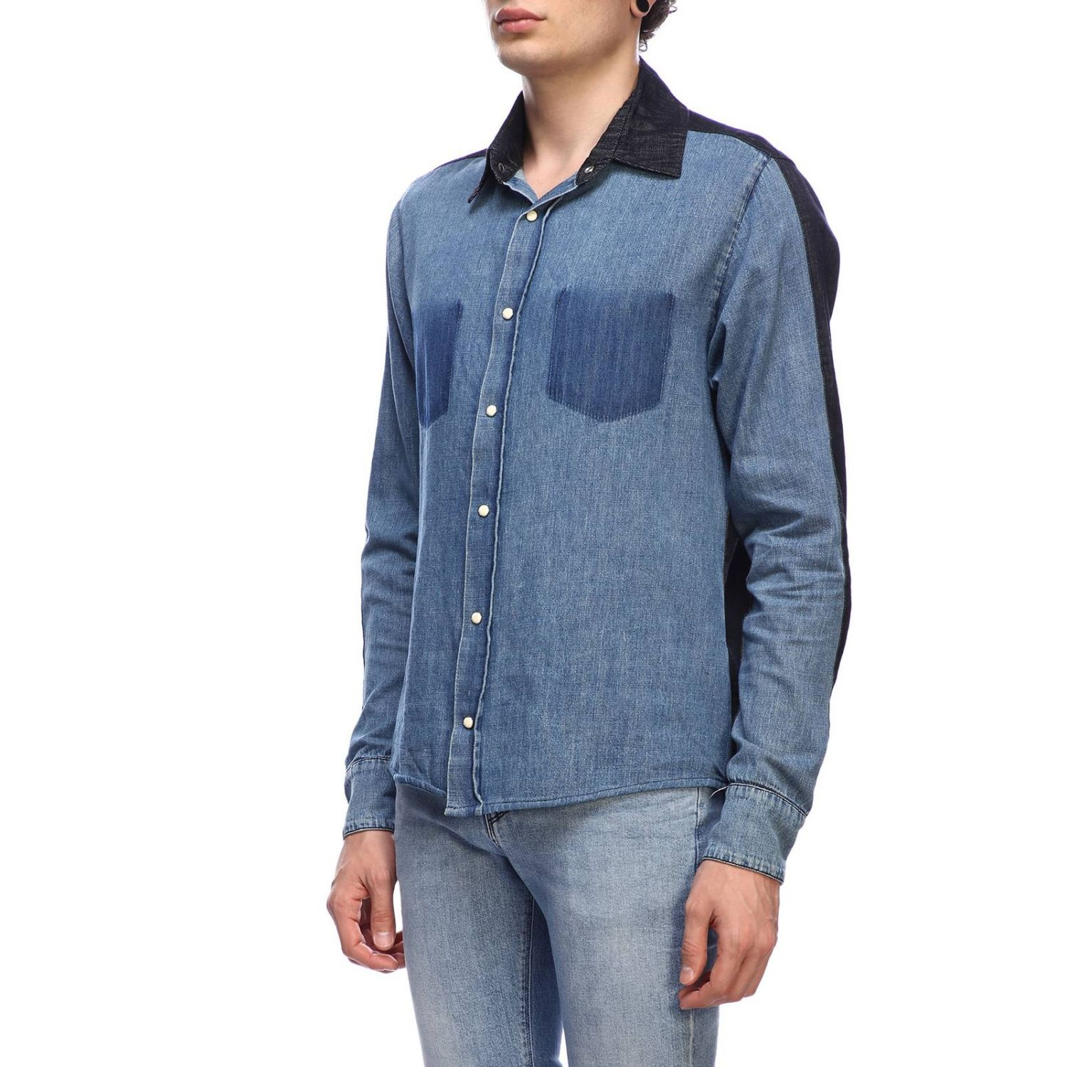Shirt men Rta denim 2