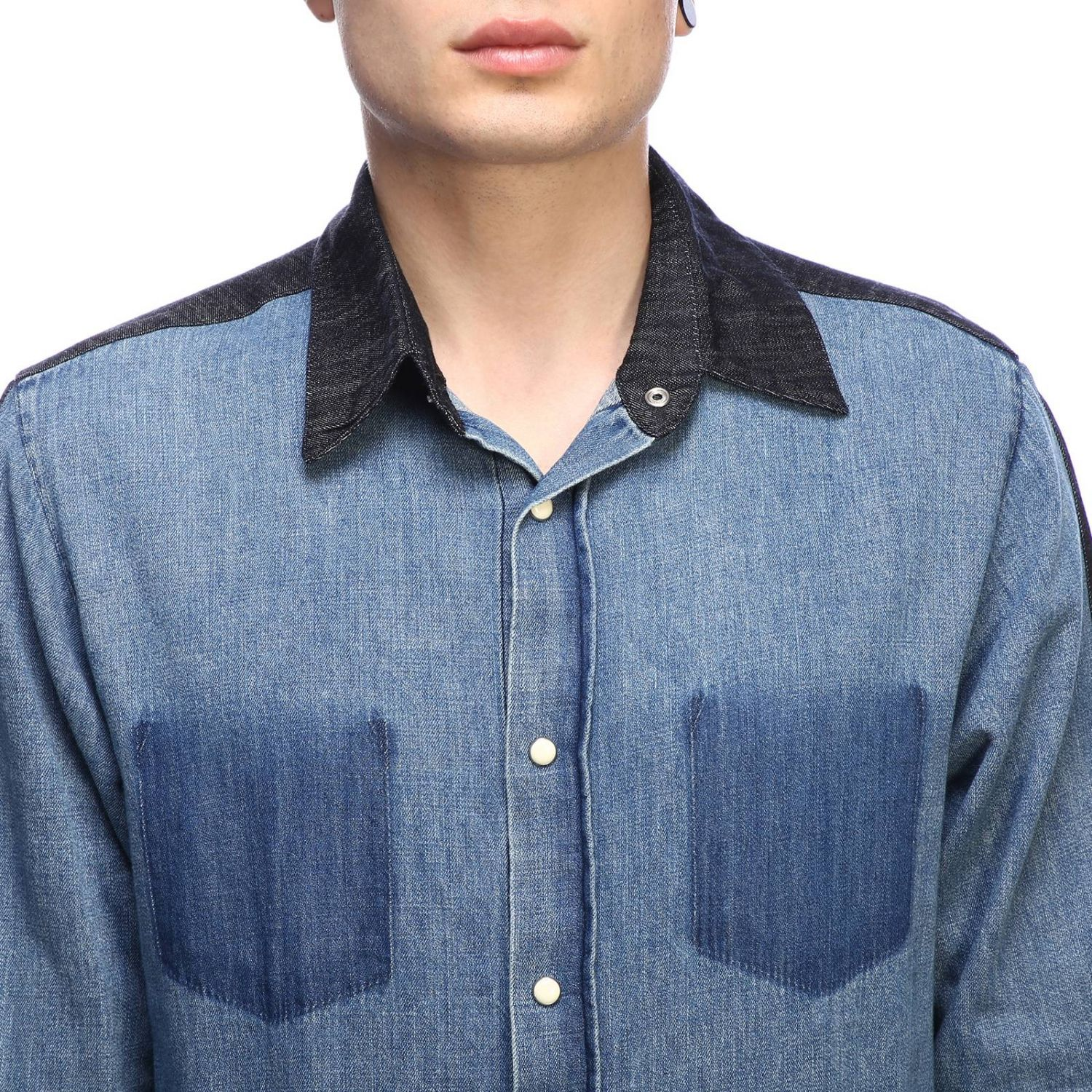 Shirt men Rta denim 4