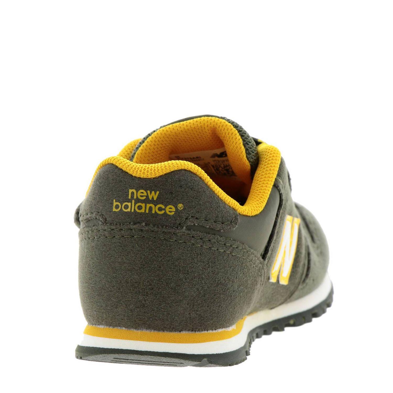 new balance jaune enfant