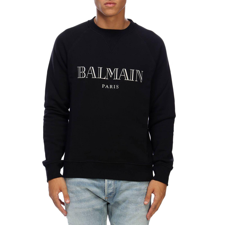 sweatshirt balmain homme